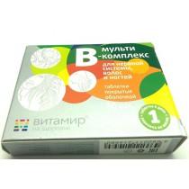 Vitaminas В1-B12,30 past
