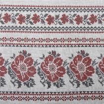 """Toalla """"Bordados"""", 35:70 cm"""