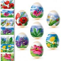 Pegatinas de Pascua Uzory