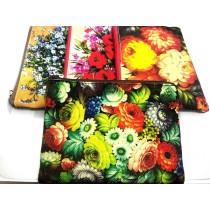"""Minedero """"Flores""""10*14 cm"""