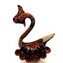 Cisne de Khokhloma 40 cm