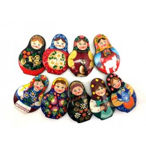 "Broche ""Matrioska"""