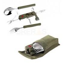 Set para  picnic  ( cuchillo, tenedor,  cuchara)