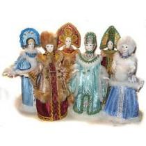 Muñeca hecha a mano, 26 cm
