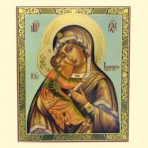 "Icono ""Vladimirskaya"",  30*40 cm"