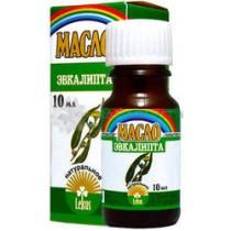 Eucalyptus natural del aceite esencial, 10 ml