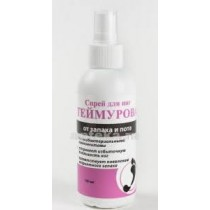 Spray para pies Teymurov, 150 ml