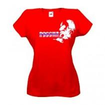 """Camiseta """"Rusia"""" de mujer"""