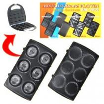 Tableros intercambiables para avellana eléctrica, cestas