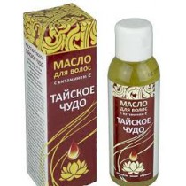 "Aceite para el cabello ""Thai milagro"" 100 ml."