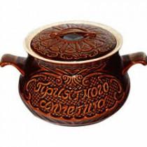 Sopera de cerámica 3L