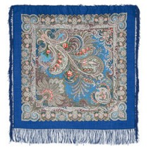 Pañuelo de lana, tamaño 89*89 cm