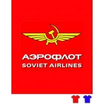 Camiseta Aeroflot
