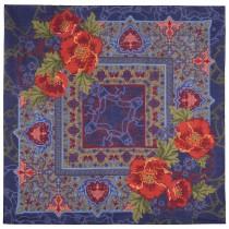 Pañuelo de lana 115 * 115 cm