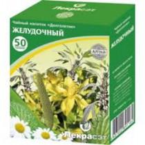 Bebida de té gástrico, 50 g.