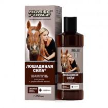 Fuerza de caballo. Champú para el crecimiento y fortalecimiento del cabello, 250 ml