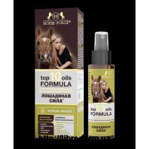 Fuerza de caballo Mezcla de aceites, 100 ml.