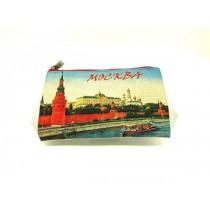 "Estuche ""Vistas de Moscú"" 12 * 23 cm"