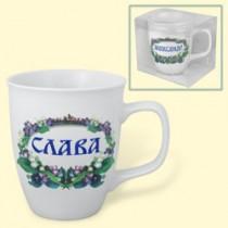 Taza «Slava», 400 ml
