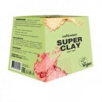 Set de regalo para mujer Super Clay, Cafe Mimi