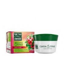 Crema Anti edad Pure Line, 50 ml