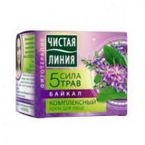 Crema Complejo de 5 Hierbas, 50 ml