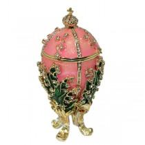 """Huevos """"Faberge"""" , 8 cm"""