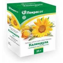Las flores de caléndula, 25 g