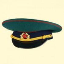 Gorra de plato, militar
