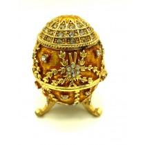 """Huevo """"Faberge"""" , 10 cm"""