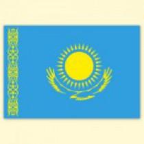 """Bandera """"Kazajstan"""", 90x150 cm"""