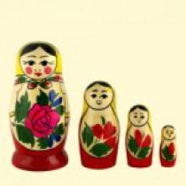 "Matrioska ""Semenovskaya"" (M4) 9 cm"
