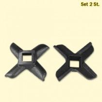 Cuchillos de recambio N8, 2 uds.., D-53мм