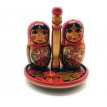 Set de especias Muñecas rusas