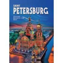 Альбом Санкт Петербург на английском языке