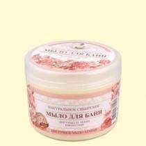 """Jabon de flor """"Recetas de Abuela Agafia"""", 500 ml"""