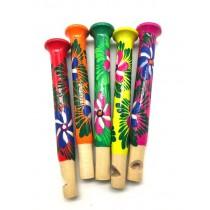 Silbato Flauta de madera, 22-26 cm