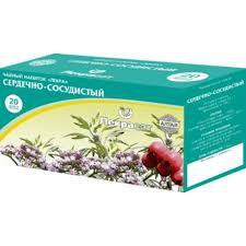 Чай сердечно-сосудистый, 20 пакет