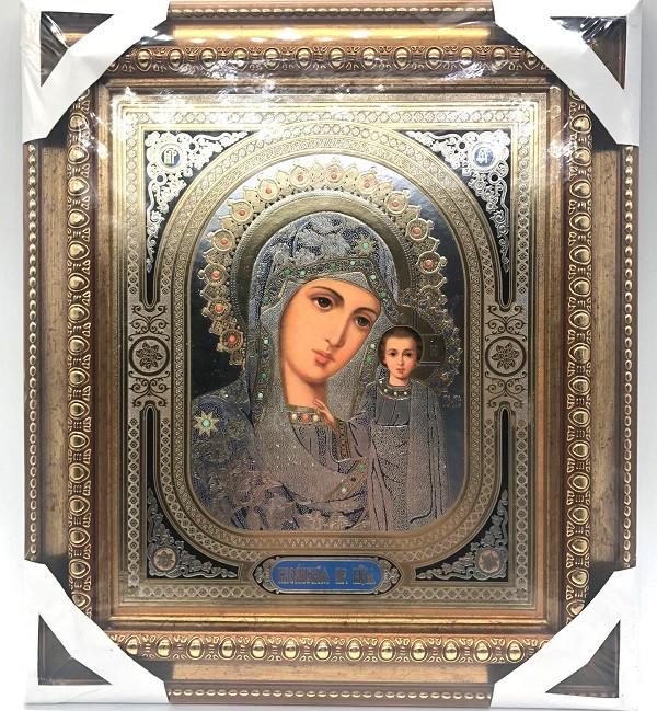 Икона Казанская, 28*32 см