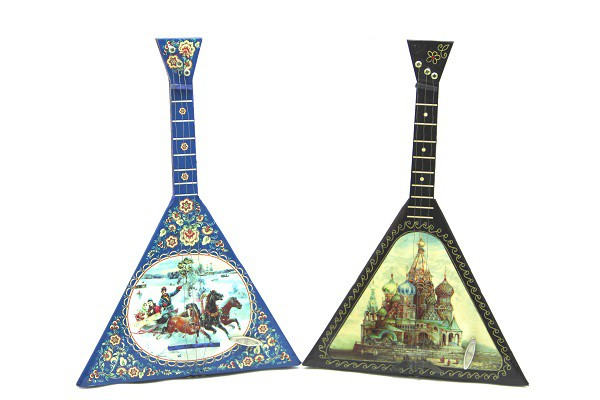 Балалайка сувенирная, музыкальная