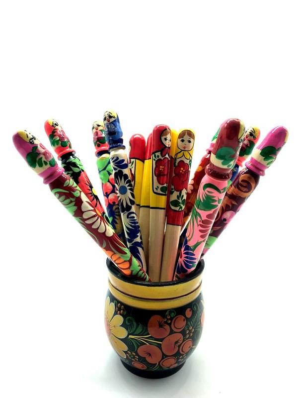 """Ручка """"Матрешка"""", в ассортименте"""