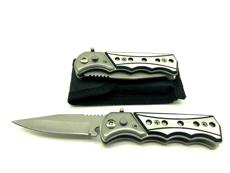 Автоматический нож со светом, 20 см