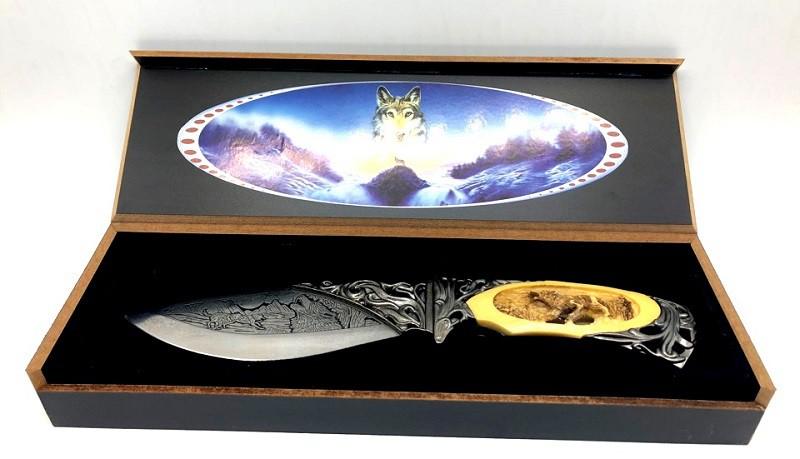 "Нож сувенирный ""Волк"", 25 см"