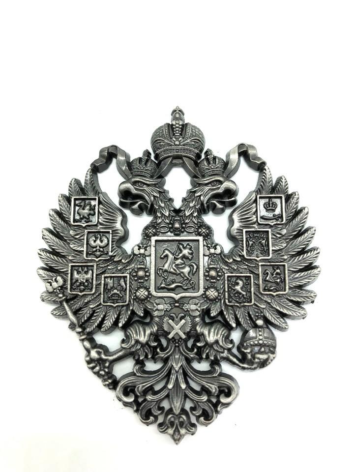 """Магнит """"Герб России"""", 7 см"""
