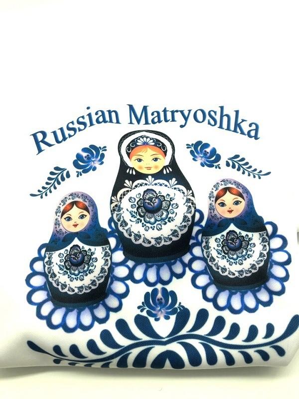 Футболка «Русская матрешка»