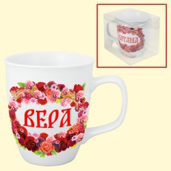 "Чашка ""Вера"", 400 мл"