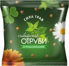 Сибирская клетчатка Сила трав, 100 г