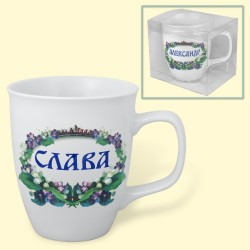 Чашка «Слава», 400 мл