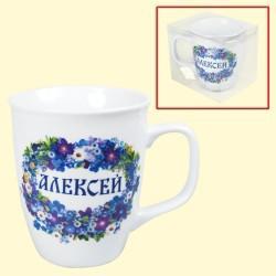 Чашка «Алексей», 400 мл