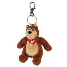 """Брелок-мягкая игрушка """"Медведь"""", 10 см"""
